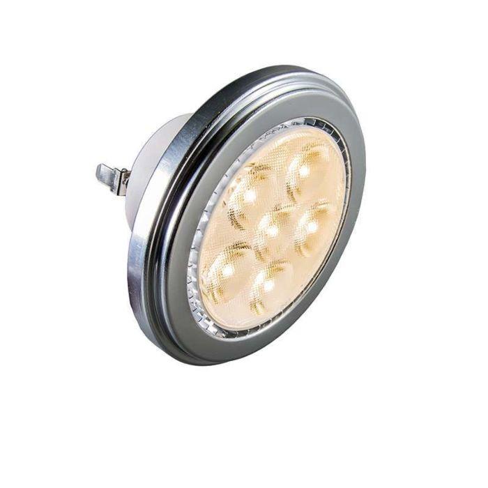Lampe-LED-G53-AR111-spot-6-x-2W-3000K-600LM