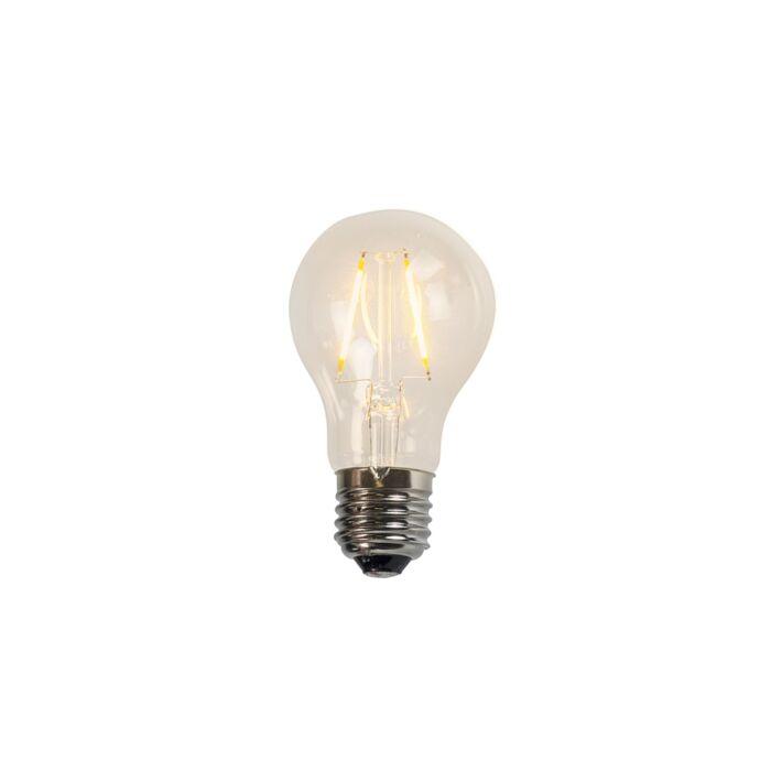 Lampe-à-filament-LED-A60-2W-2200K-transparente
