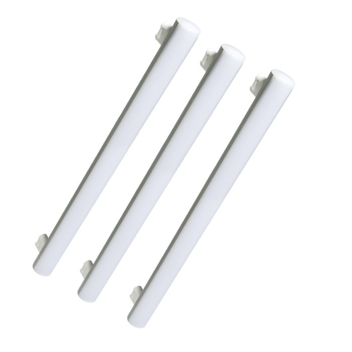 Set-de-3-LED-tube-240V-7W-2700K