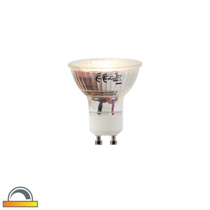 Lampe-à-LED-GU10-5W-360-lumen-2000-2700K-Dim-pour-se-réchauffer