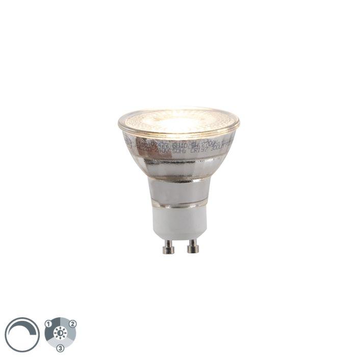 Lampe-LED-GU10-dimmable-en-3-étapes-5W-300lm