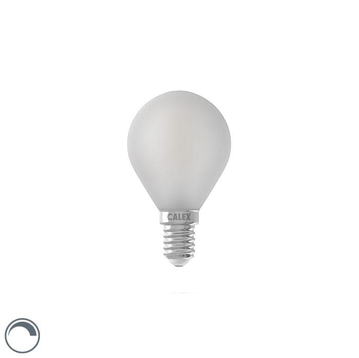 E14-dimbare-LED-lamp-P45-mat-3,5W-300-lm-2700K