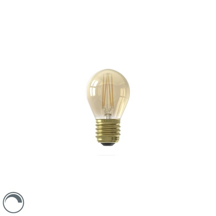 Lampe-LED-E27-dimmable-P45-goldline-3.5W-200-lm-2100K