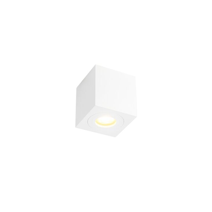 Spot-de-salle-de-bain-moderne-carré-blanc-IP44---Capa