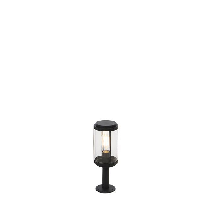 Lampe-d'extérieur-design-noire-40-cm-IP44---Schiedam