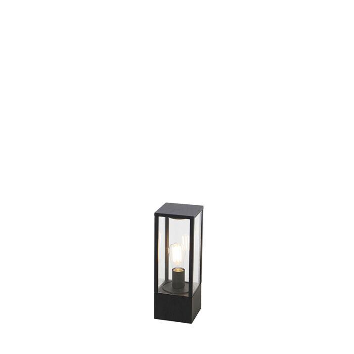 Lampe-d'extérieur-industrielle-noire-40-cm-IP44---Charlois