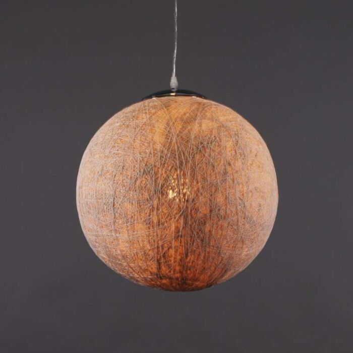 Hanglamp-Hemp-40-wit