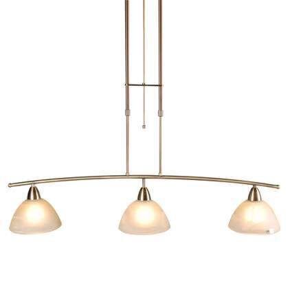 Suspension-Firenze-3-lumières-Murano-en-or-mat