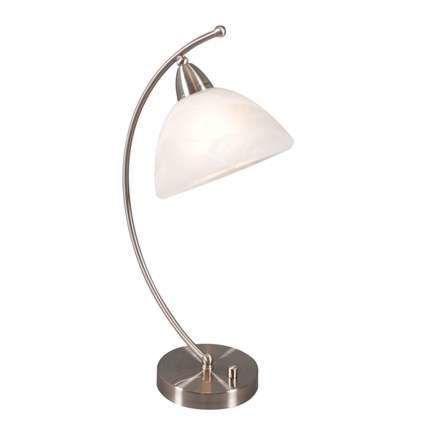 Lampe-de-table-Firenze-Murano-en-acier