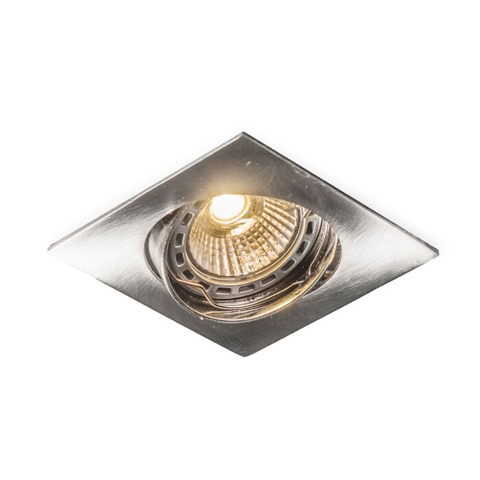 Spot-encastré-LED-Edu-carré-inclinable-en-acier