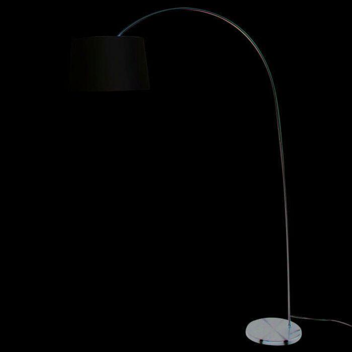 Lampe-arc-Easy-blanc