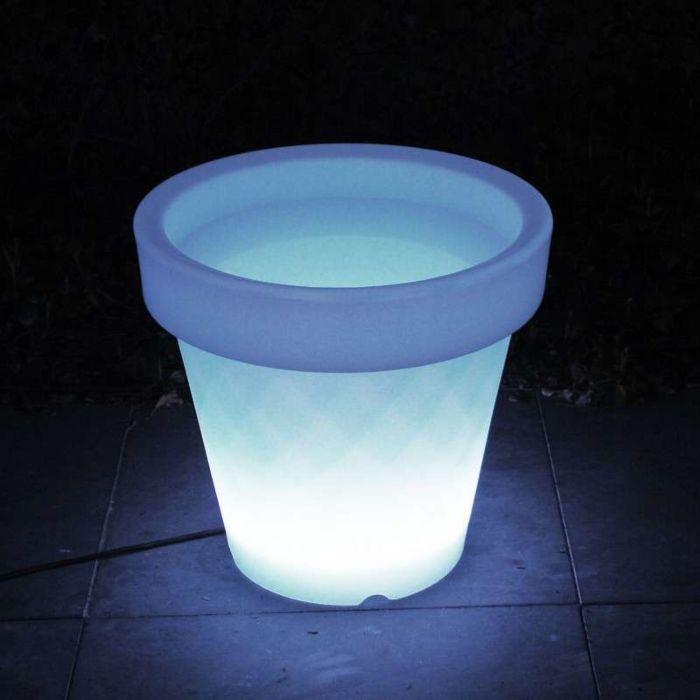 Pot-de-fleurs-lumineux-à-LED-moyen