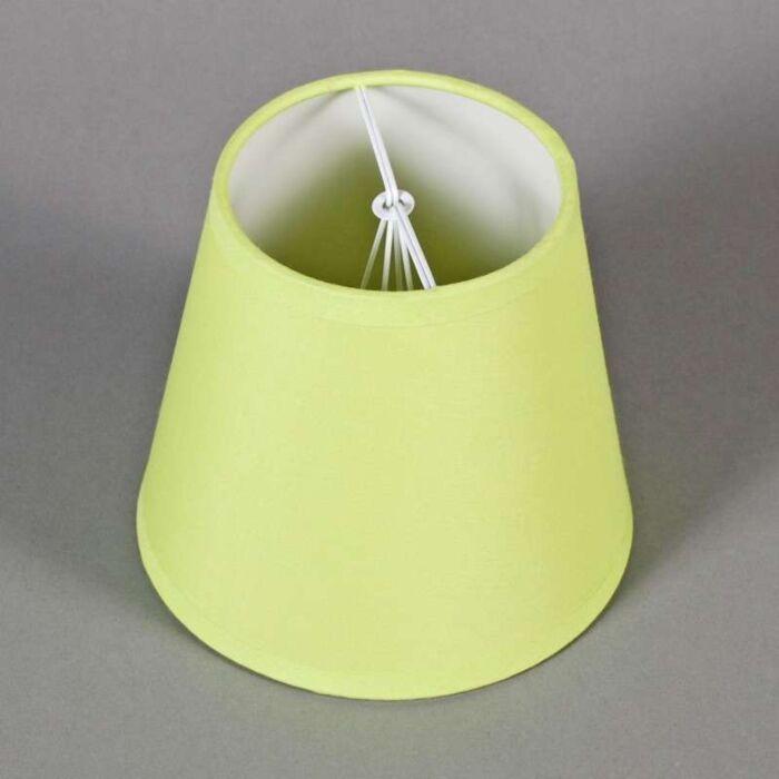 Abat-jour-à-pince-15-cm-citron-vert