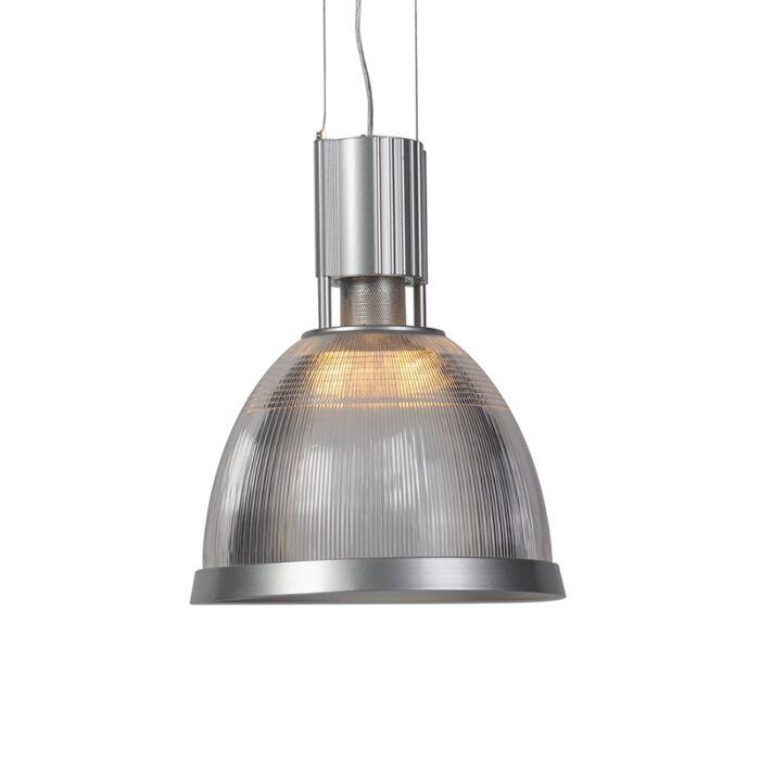 Lampe-suspendue-industrielle-aluminium---Industry-Rim