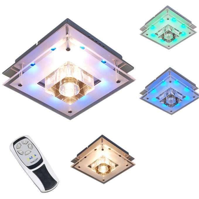 Plafonnier-LED-Ilumi-carré