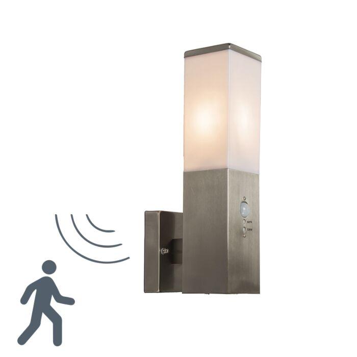 Applique-murale-en-acier-extérieure-Malios-à-détecteur-de-mouvements-IR