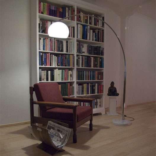 Lampe-arc-Basic-chrome