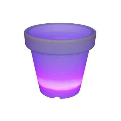 Pot-de-fleurs-lumineux-à-LED-petit