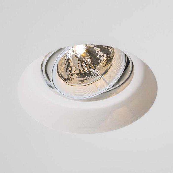 Spot-à-encastrer-Gipsy-Zero-rond-I-G53-AR111