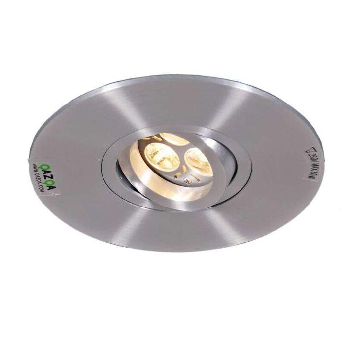 Spot-à-encastrer-Rondoo-1-XL-aluminium