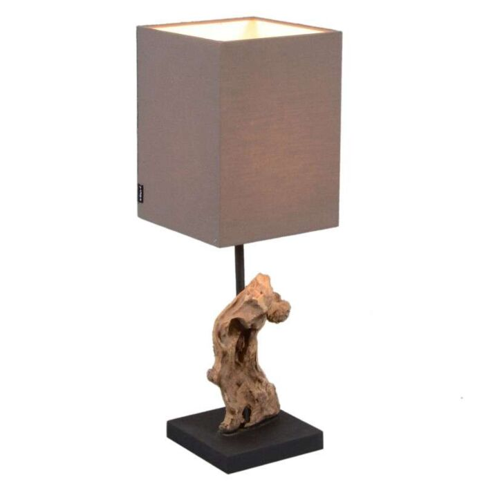 Lampe-de-table-Vamida-45-cm-abat-jour-marron