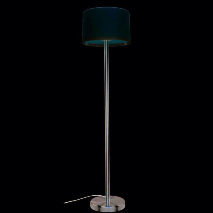 Lampadaire-extérieure-Virgin-168-cm-abat-jour-blanc