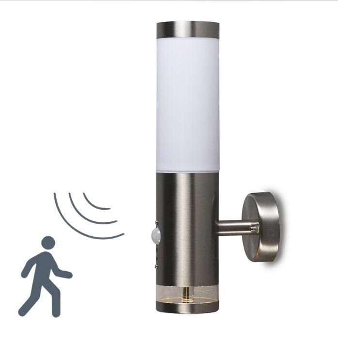 Applique-murale-extérieure-Rox-Lux-LED-détecteur-IR