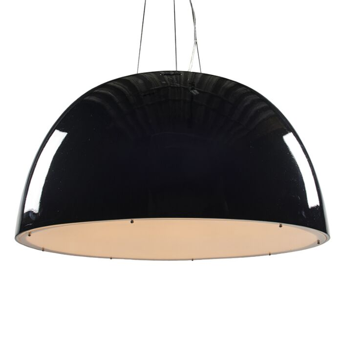 Suspension-Glossy-100cm-noir