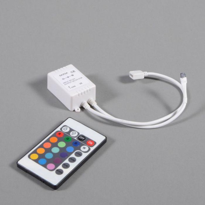 Controleur-RGB-avec-télécommande