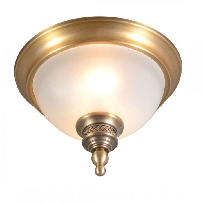 Plafonnier-Elegance-25-cm-bronze