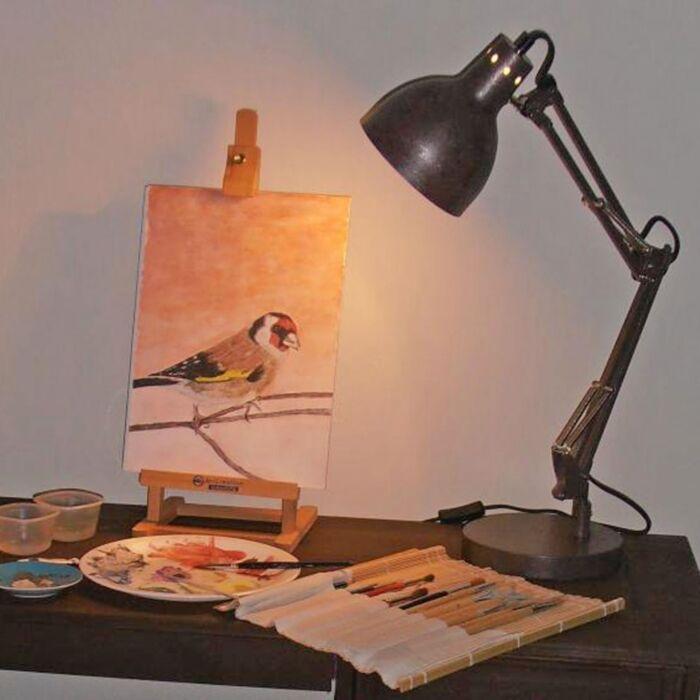Lampe-de-table-Mesa-antique