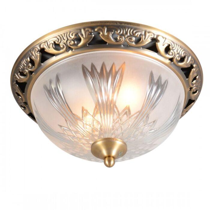 Plafonnier-Beatrix-33-cm-bronze
