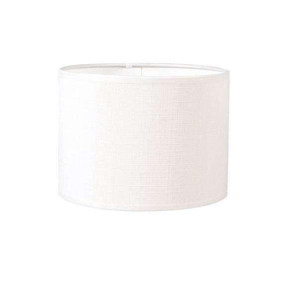 Abat-jour-20/20/15-blanc-crème