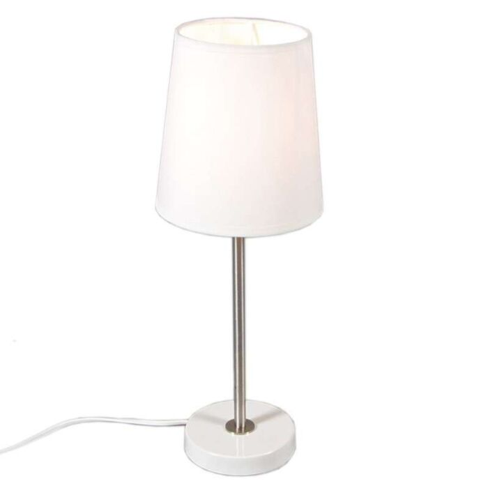 Lampe-de-table-Notte-blanc