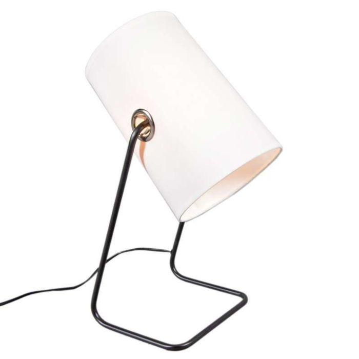 Lampe-de-table-Benzina-noir-blanc