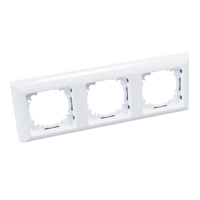 Trio-boîtier-pour-interrupteur-Basic-blanc