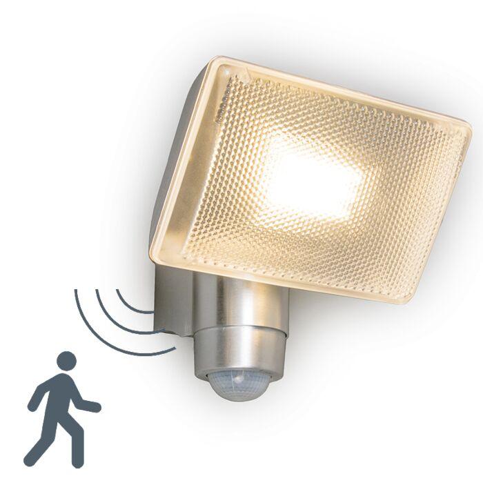 Projecteur-LED-VAP-Delux-avec-détecteur-de-mouvement-aluminium.