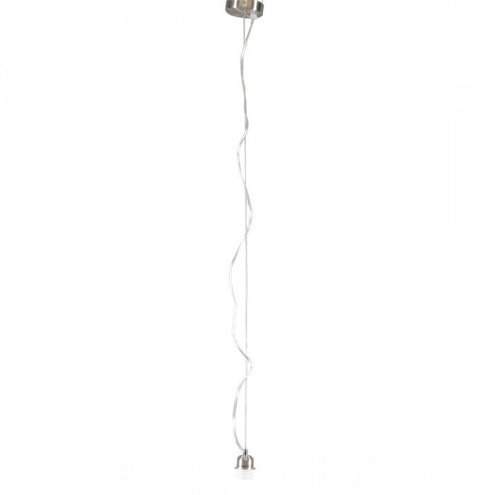 Lampe-à-suspension-en-acier-sans-abat-jour---Cappo-1