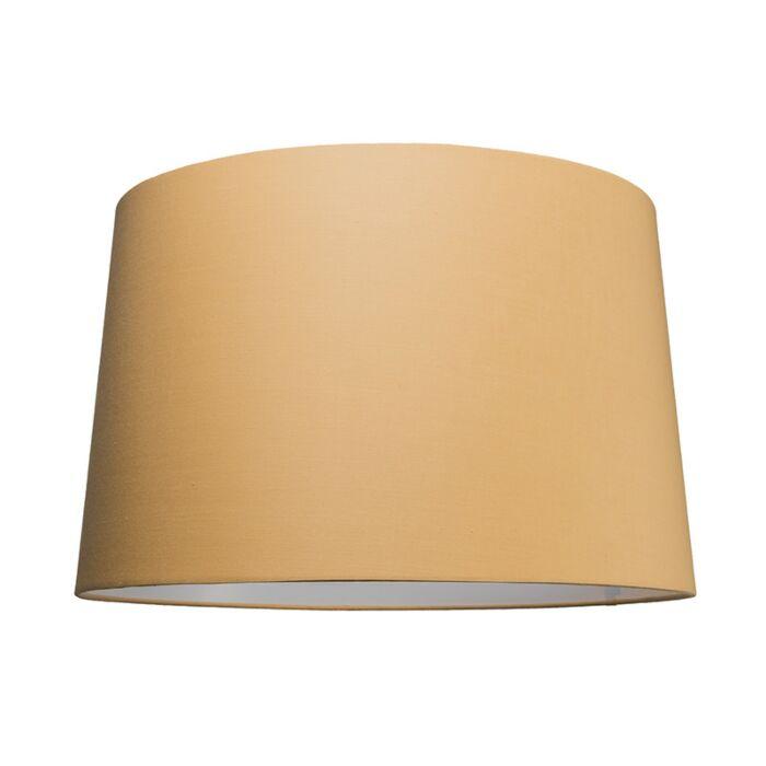 Abat-jour-50cm-rond-SU-E27-beige