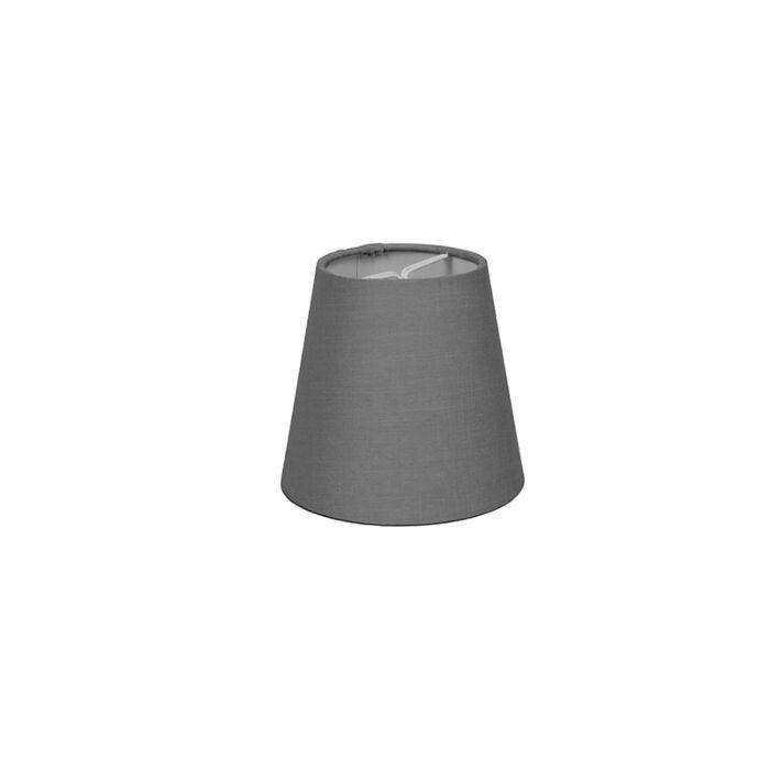 Abat-jour-pince-12cm-R-SC-gris