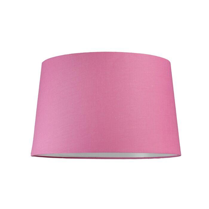 Abat-jour-40cm-rond-SU-E27-rozs