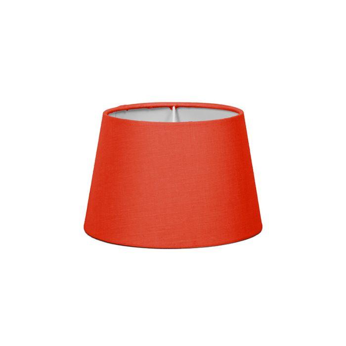 Abat-jour-18cm-rond-SD-E27-rouge