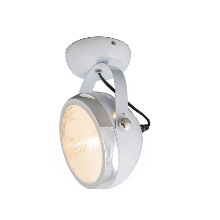 Spot-plafond-Biker-1-blanc
