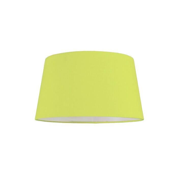 Abat-jour-30cm-rond-SU-E27-vert