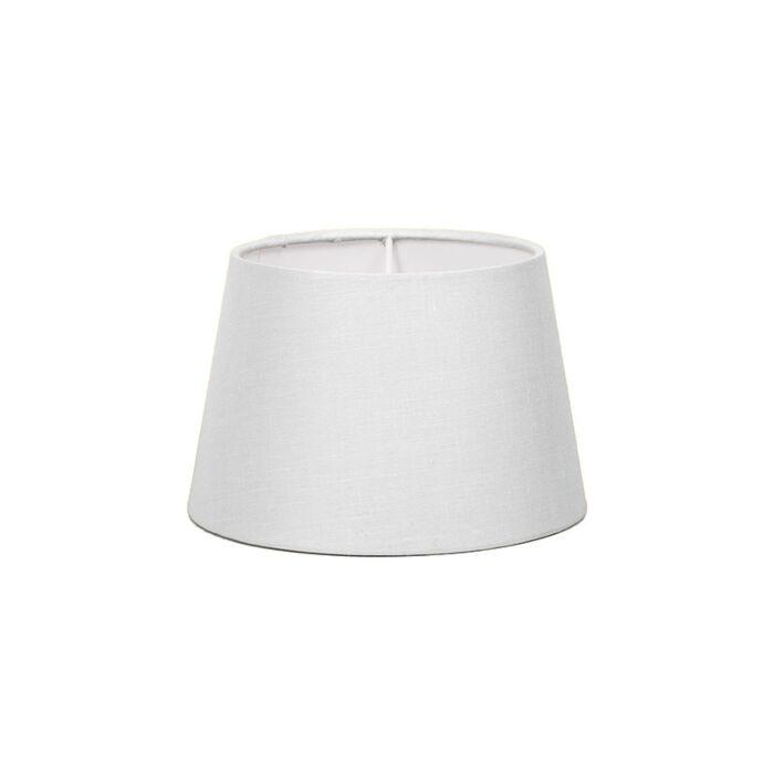 Abat-jour-18cm-rond-SD-E27-blanc