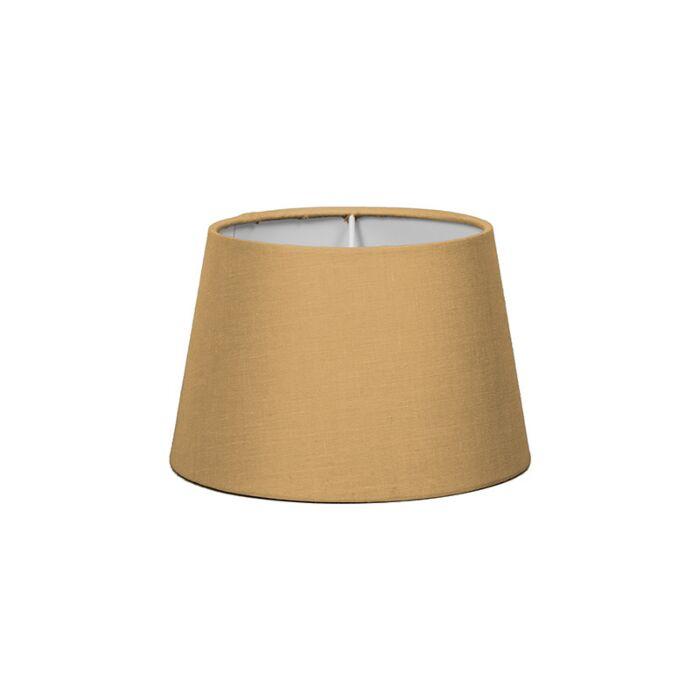 Abat-jour-18cm-rond-SD-E27-beige