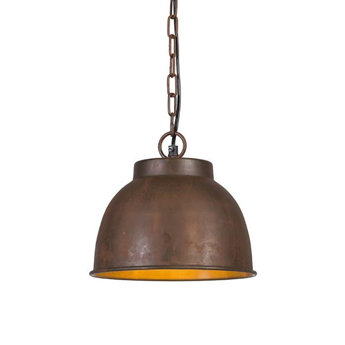 Lampe-Barun-S-Rouille