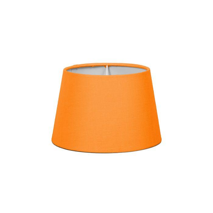 Abat-jour-18cm-rond-SD-E27-orange