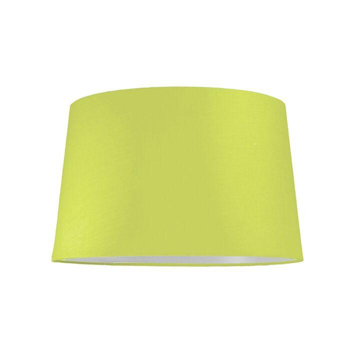 Abat-jour-40cm-rond-SU-E27-vert