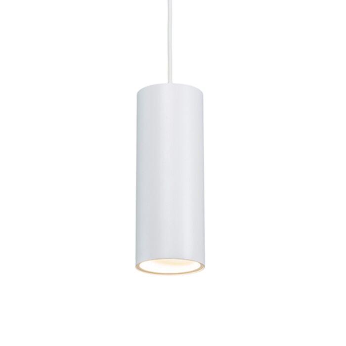 Lampe-suspension-blanche---Tubo
